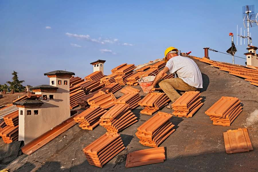 Fixing Tile Mistakes : Mistakes that can make your new roof cost more nu look