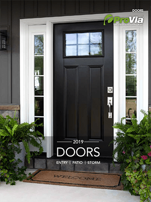 ProVia Entry Doors Brochure 2018