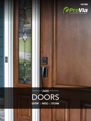 Provia Entry Doors Brochure