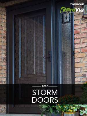 Provia Storm Doors Brochure