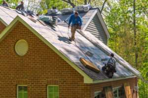 Roofing Company Virginia