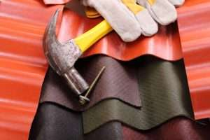 What are the most common types of roofing materials