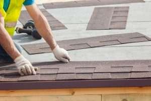 Are asphalt shingles waterproof
