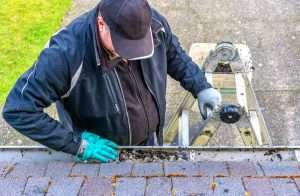 How do you maintain a roof