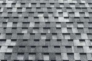 How do you remove stains from roof shingles